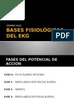 BASES FISIOLÓGICAS DEL EKG FINAL  22-ENERO