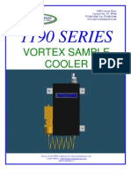 Universal Analyzers Model 1190 Vortex Sample Cooler-revd