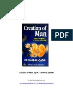 Creation of Man (www.islamicmaterial.com)