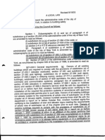 NY B5 Civilians- Extra Notes Fdr- All Reports and Code-Law Printouts in Folder- 1st Pgs Scanned for Reference 747