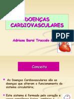 DOENÇAS CARDIOVASCULARES ´- Prescrição de Exercícios