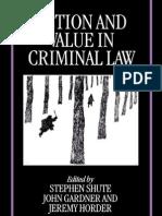 Action and Value in Criminal Law_John Gardner Ed.