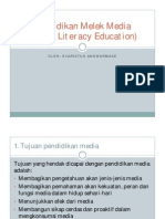 Pendidikan Melek Media [Compatibility Mode]