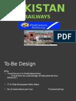 BPR in Pakistan Railways