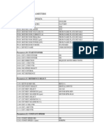 Acs800 Parameters