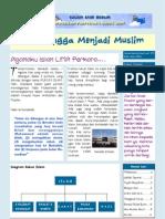 Jurnal Muslim Kecil Vol 1/I edisi Juni 2009