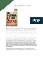 Guerra de Los Zetas y El Proyecto Plataforma Mexico de La Corrupcion Politica