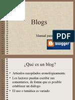 Tutorial Blog Blogger