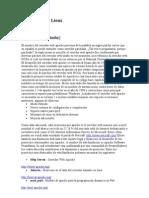 Web Server en Linux