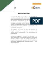 Características de Maquila