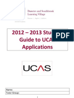 New Dslv Student Ucas Booklet
