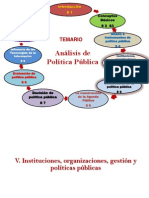 Presentación Análisis de Políticas Públicas 1X