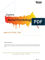 Explore Social Psychology