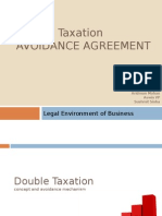 Double Taxation_International Taxation