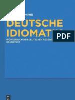 Deutsche Idioma Tik 2011