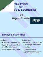 Shares & Securities.ppt Rajesh Yadav