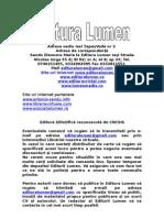 Catalog Carte Stiintifica Si Universitara Iunie 2009