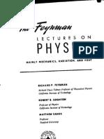 89131693 Physics Feynman Richard Fizica Moderna Vol I Mecanica Radiatia Caldura RO