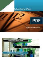 Standard Charter-Ad Plan