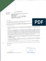 Carta de Luz Del Sur
