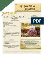 Childrearing 3 Handout 1 Cor 9-24-27 090113