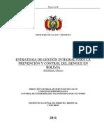 Anexo 1. Estategia Bolivia Agosto MS y D