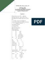 -020 0050, Philo Judaeus, De Deo (Fragmenta), GR