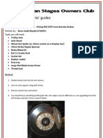 How to Guide_Fitting Brembo Brakes on a Stagea