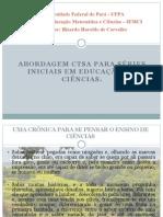 Universidade Federal do Pará - UFPA APRESENTAÇÃO RICARDO