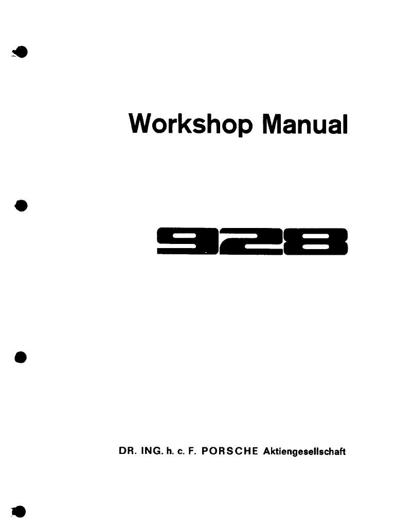 Stunning Porsche 928 Wiring Diagram Gallery - The Best Electrical ...