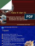 Kala III Dan IV-sr