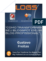eBook Blog Profissional