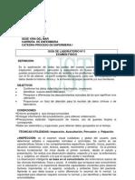Guía N° 5 Examen Físico 2012