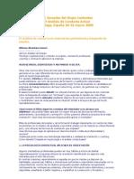 El análisis de conducta en orientación profesional y búsqueda de empleo