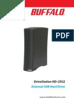 Buffalo DriveStation HD-CEU2