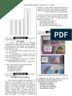 Simulado 19 (Port. 5º ano)