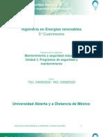 Unidad 3. Programas de Seguridad y Mantenimiento