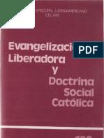 CELAM - Evangelizacion liberadora y doctrina social catolica.pdf