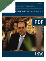 Malikis Authoritarian Regime Web