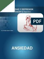 Conferencia 1 - Depresion y Ansiedad