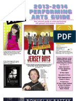 El Paso Scene 2013-2014 Performing Arts Guide