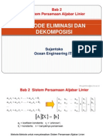 2-Sistem Persamaan Aljabar Linier-sjk-01 [Compatibility Mode]