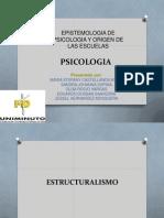 Estructuralismo Funcionalllismo y Escuela Frankfurt y Viena