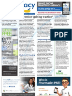 Pharmacy Daily for Fri 30 Aug 2013 - ASMI prevention model, GP\'s for BUPA aged care facilities, NSW PATY finalist, Pharmachoice now Covad and much more
