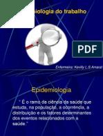 Epidemiologia Aula 1