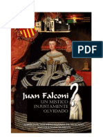 Juan Falconi. Un místico injustamente olvidado