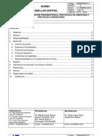 Eval.preanestesica, Prot.anestesia y Prot.operatorio-final