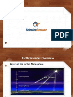 Earth Science Homework Help - ScholarAnswer