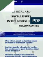MELJUN CORTES Ethics crime