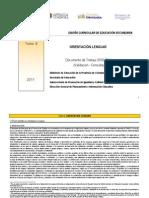 Diseno Curricular Cba Ciclo Espec Nivel Medio Esp.lenguas 8-2-11